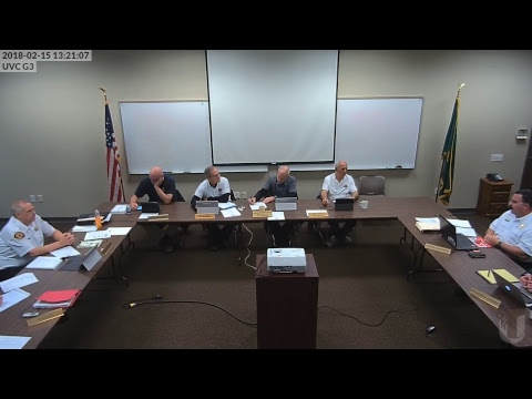 District 21 February Meeting 2.15.2018