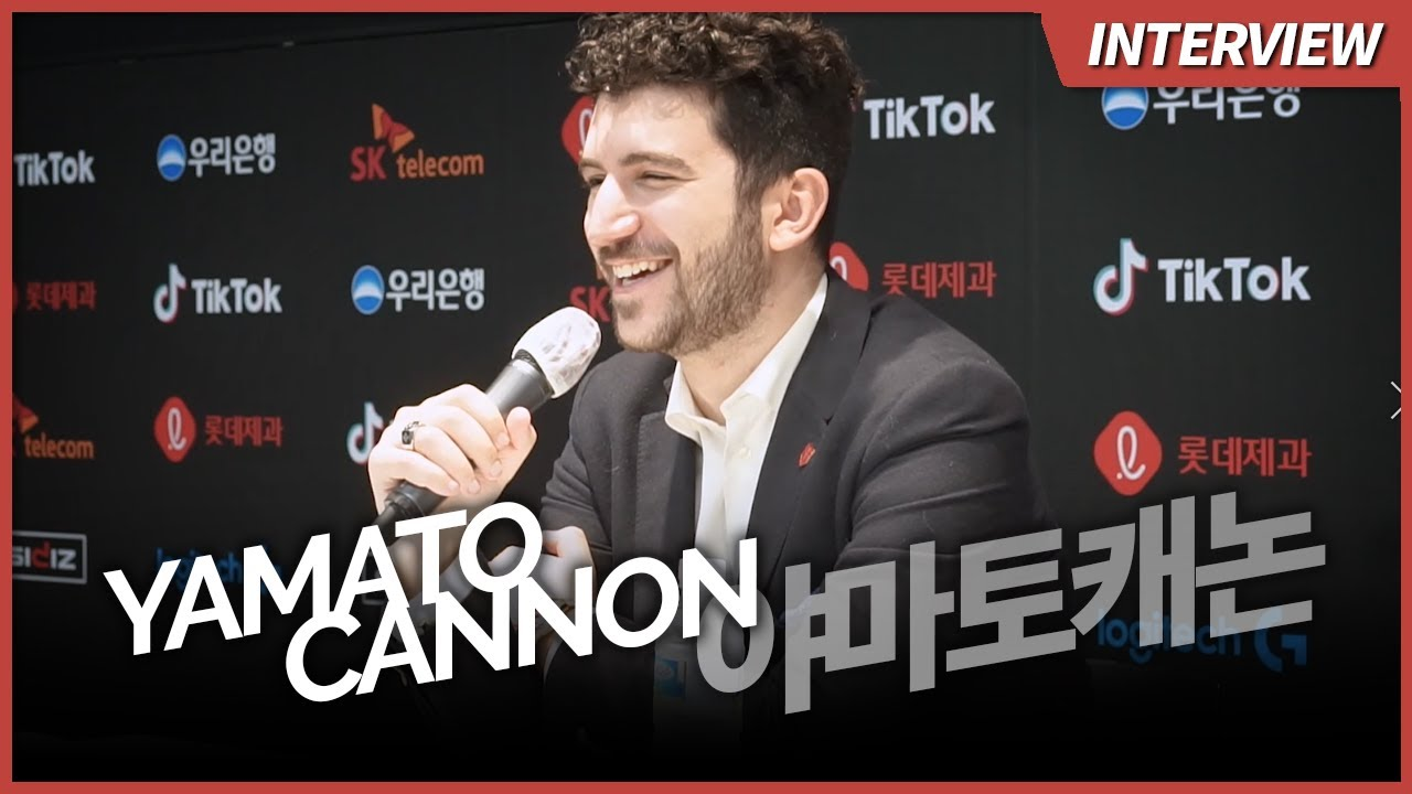 Press conference with YamatoCannon, SANDBOX head coach, LCK | Ashley Kang
