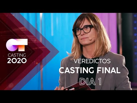 VEREDICTO DIA 1 | OT CASTING FINAL | OT 2020
