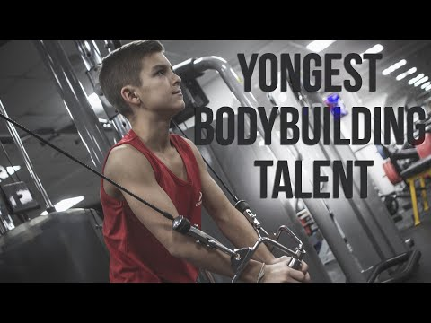 11 Y.o KID TALENT | Youngest Bodybuilding Champion With AMAZING Aesthetic