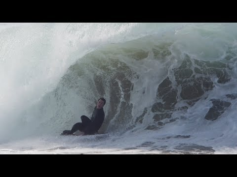 BRAD DOMKE AND JAMIE O'BRIEN AT THE WEDGE (FULL EDIT)
