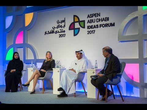 HE Mohammed Al Ahbabi, HE Sarah Al Amiri, Dr Dava Newman - Hope for global human space exploration