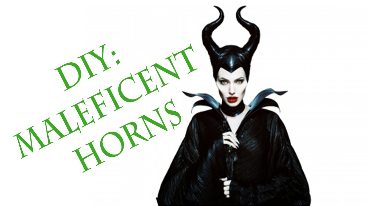 Diy Maleficent Horns