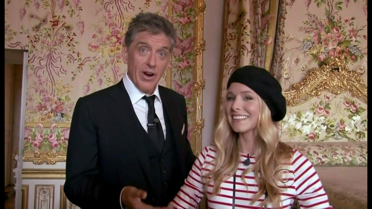 Le Late Late Show avec Craig Ferguson 8/4/2011 Kristen Bell, Jean ...