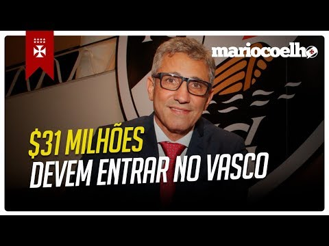 R$31 MILHÕES DEVEM ENTRAR | ELEIÇÃO VOLTA PRAS MÃOS DA JUÍZA | Notícias do Vasco Da Gama