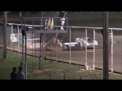 Late Model Heat #2 From Ohio Valley Speedway, 9/7/13.