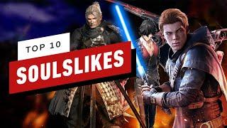 Top 10 Best Soulslikes