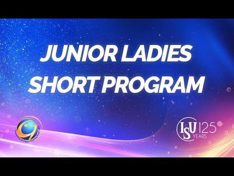 ISU JGP Final Ladies Short Program Nagoya 2017