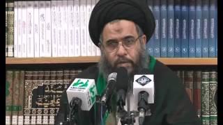 محاضرت لسماحة السيد عادل العلوي :کیف نعاهد الامام الحجة في شهر رمضان 1433 اليوم 07 الجزء 01