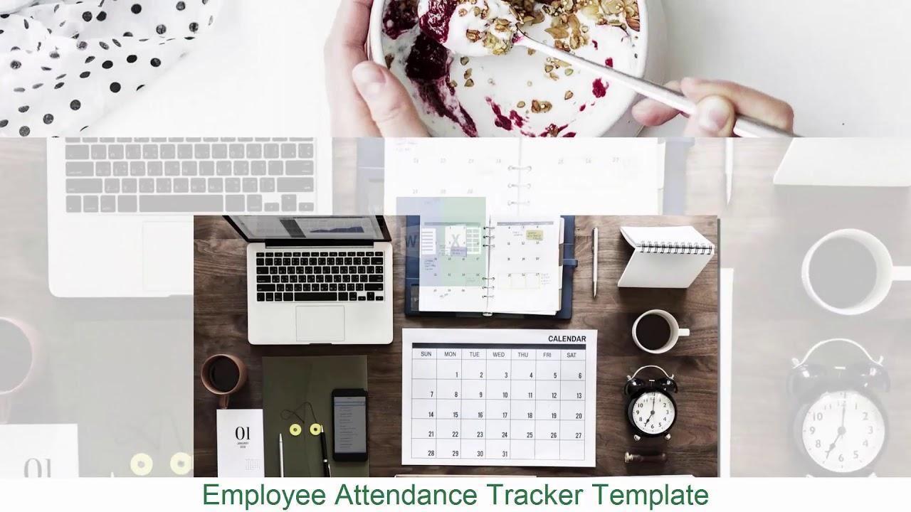 Employee Attendance Tracker Template - YouTube