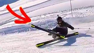 QUAND TON POTE CROIT QU'IL EST LE MEILLEUR ! (Vlog Ski)