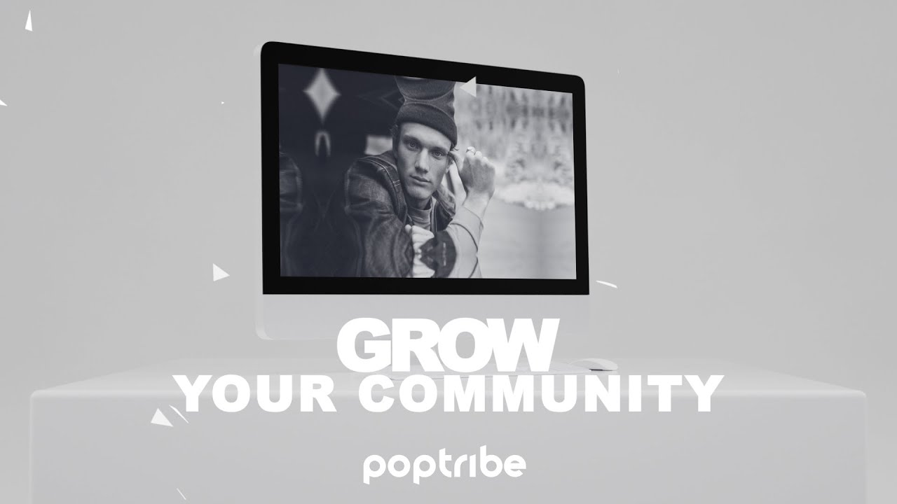 Poptribe - Grow your business with influencers