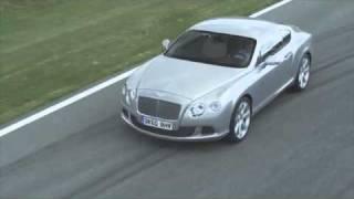 2011 Bentley Continental GT facelift