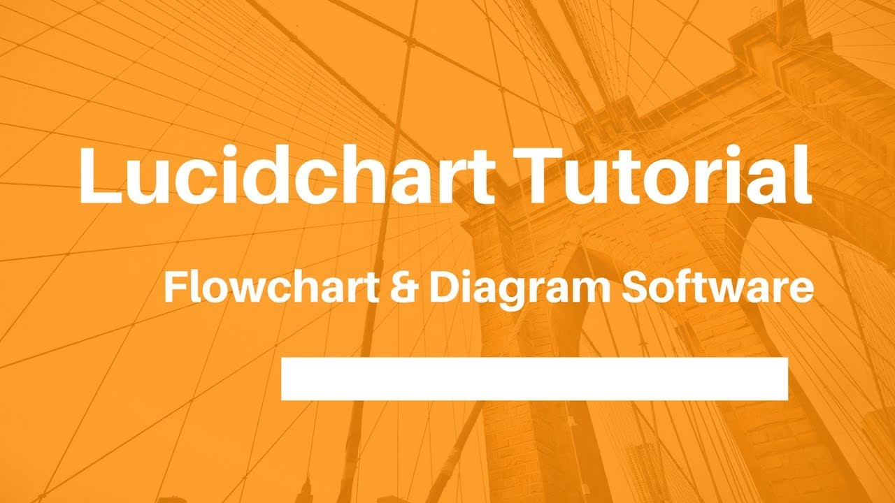Lucidchart Tutorial Flowchart And Diagram Software Youtube How To Draw A Use Case In Uml