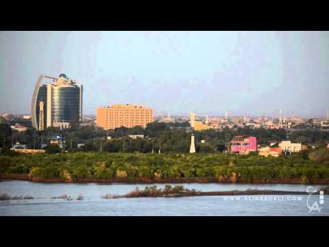 Nile view from Bahri, Khartoum, Sudan 2012