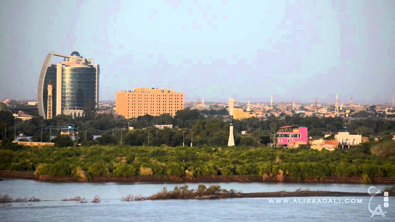 Nile view from Bahri, ...