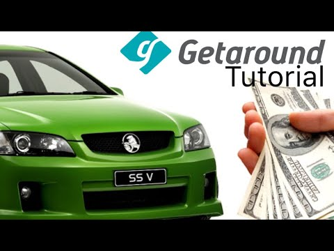 How do you make money with Getaround? How I make $2k w/ Getaround and Turo Rental Carsharing Service