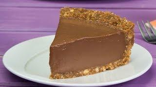 Самый подходящий десерт для встреч с друзьями! Чизкейк без выпечки! | Appetitno.TV