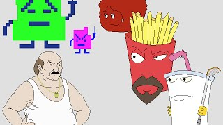 Gamer Mouse - Aqua Teen Hunger Force: Zombie Ninja Pro-Am Review - PS2