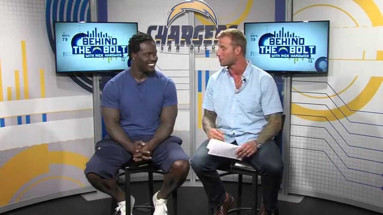 61 Seconds with Melvin Ingram San Diego Chargers