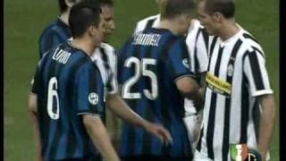 2009-2010 Inter vs Juventus 2-0