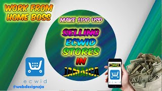Make money online selling ecommerce stores in jamaica 2020