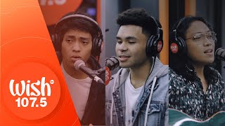 "Michael Pacquiao (ft. Project: Romeo) performs ""Love"" LIVE on Wish 107.5 Bus"