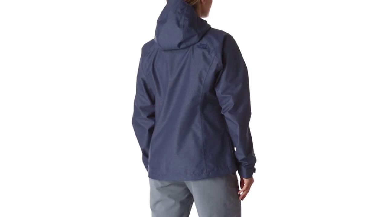 Rei north face womens rain jacket