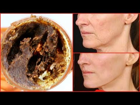 JUST APPLY 2 TIMES PER DAY GET RID OF WRINKLES AND SAGGING SKIN, 50 YEARS OLD LOOK 35  Khichi Beauty