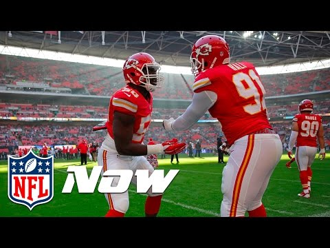 Best Pass Rushing Linebacker Duos heading into 2016 | NFL Now
