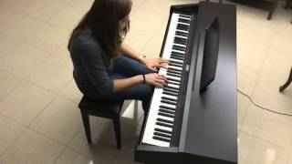 Marwan Koury 2albi da2 (piano cover)  مروان خوري قلبي دق
