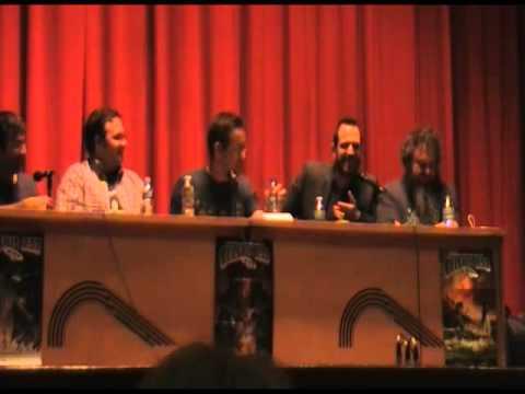 Mesa Redonda con Patrick Rothfuss, Joe Abercrombie y Brandon Sanderson - Celsius232