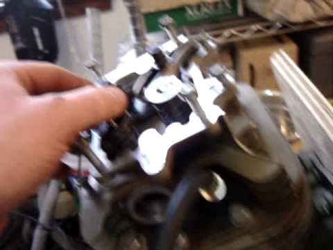 15 HP Briggs and Stratton Engine Rebuild - YouTube