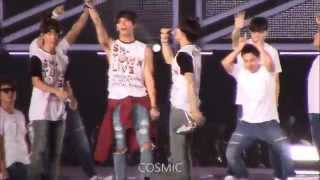 [fancam] 150706 SMTOWN in Tokyo_촉이와(Can You Feel It?)/SUPERJUNIOR-D&E with Changmin(Eunhyu
