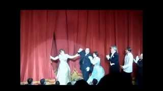 "Curtain Call in ""Living on Love"" Renee Fleming debuts on Broadway 04.18.15‎"