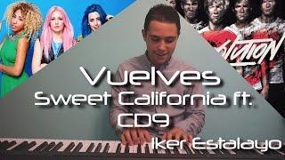 Sweet California ft. CD9 - Vuelves (Piano Cover) | Iker Estalayo (Acordes en subtítulos)