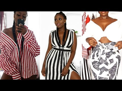 CLOTHING & TRY ON HAUL / WHAT TO WEAR IN GHANA | JES ISCAH
