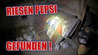 LOSTPLACE : Der Pepsi Getränkehandel ! | ItsMarvin