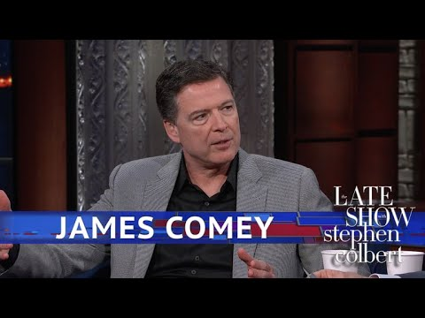 How Comey Broke The 'Golden Showers' News To Trump