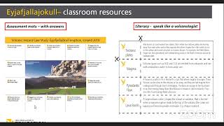 Discover the World Education webinar series: The infamous Eyjafjallajökull eruption