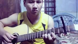 Ngốc  Hương Tràm guitar solo fingerstyle by SMR