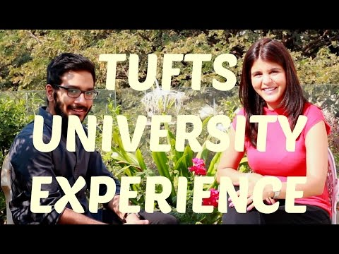 College Experience - Tufts University #ChetChat
