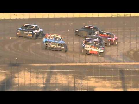 9 12 15 Cyclone Heat 2 Route 66 Motor Speedway Youtube