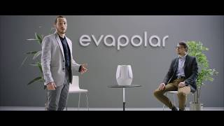 evaWAVE - The World's Most Advanced Humidifier&Aroma Diffuser by Evapolar
