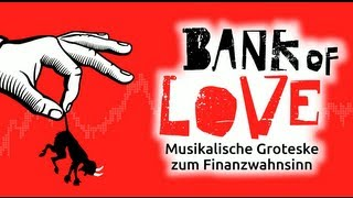 BANK OF LOVE Startnext