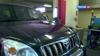 """Вторичка"": обзор Toyota Land Cruiser Prado 120 // АвтоВести 153"