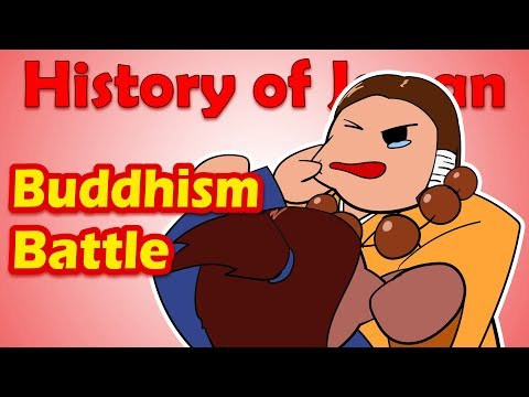 How did Buddhism Come to Japan? | History of Japan 15 from YouTube · Duration:  7 minutes 50 seconds