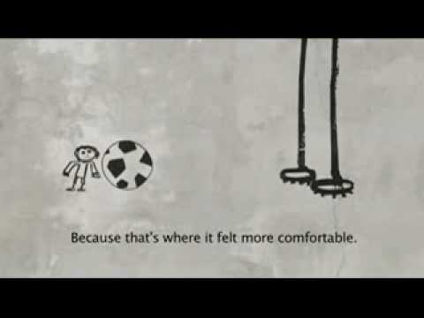 Adidas Impossible is Nothing - Lionel Messi - YouTube
