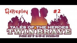 Tales Of The Heroes Twin Brave [Map 1-Team Eternia]