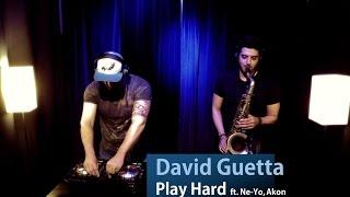 David Guetta - Play Hard ft. Ne-Yo, Akon / Thiago Lopes Sax